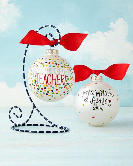 Michael Aram Christmas Ornaments