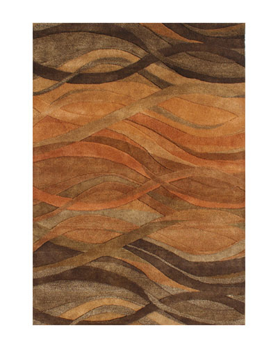 Autumn Stripe Rug, 8
