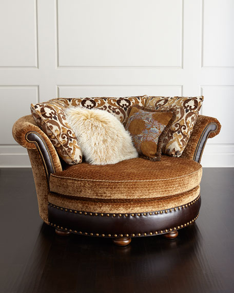 Massoud Schaye Cuddle Chair