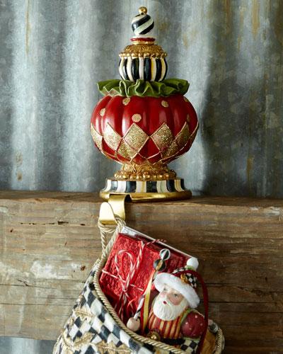 Yuletide Christmas Stocking Hook