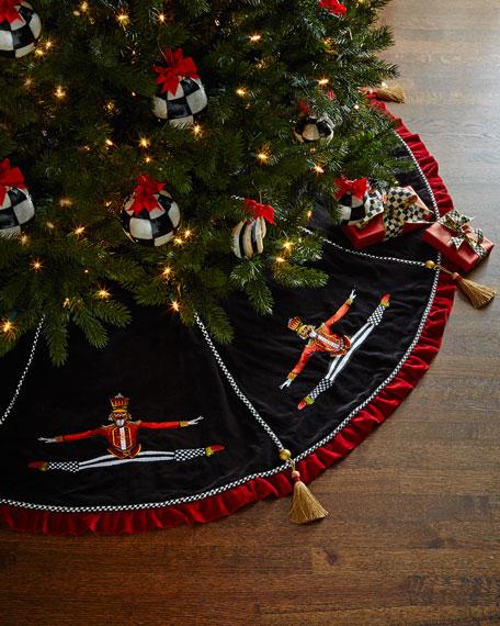Mackenzie Childs Christmas Tree
