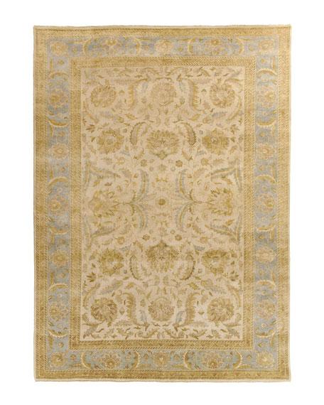 Exquisite Rugs Celestine Oushak Rug, 8' x 10'