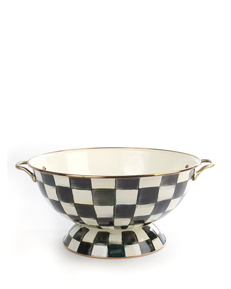 MacKenzie-Childs Courtly Check Everything Bowl