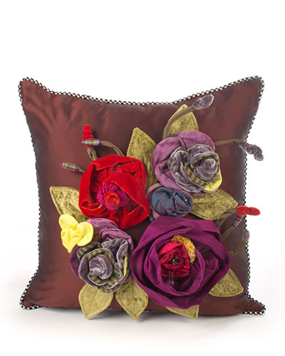 Botanica Small Square Pillow