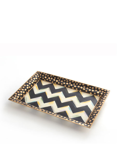 Zigzag Small Tray