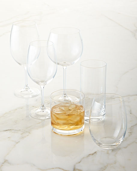 Mikasa Laura White Wine Glass, Set of 4