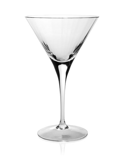 Corinne Martini Glass