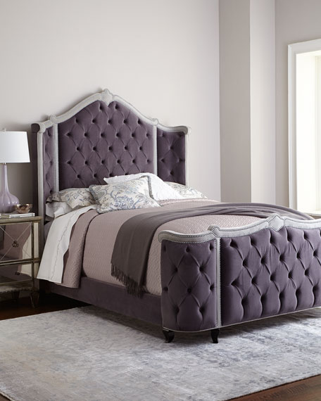 Haute house penelope queen bed neiman marcus for House of haute