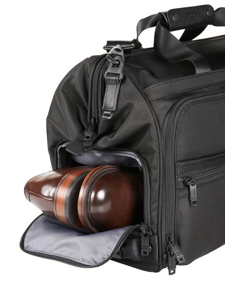 Alpha 2 Black Framed Soft Duffel Luggage