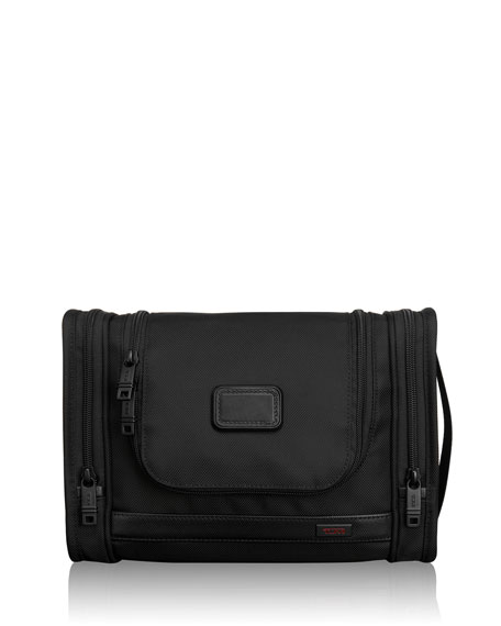 Tumi Black Alpha 2 Hanging Travel Kit