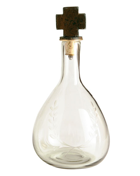 Jan Barboglio House Blessing Decanter