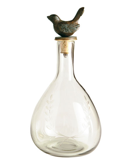 Jan Barboglio Paloma Decanter