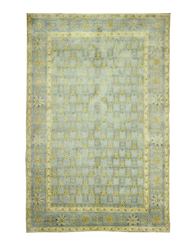 Blissful Garden Rug, 6