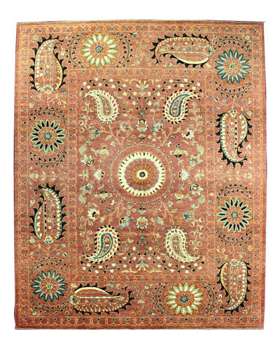 Copper Sunset Rug, 8