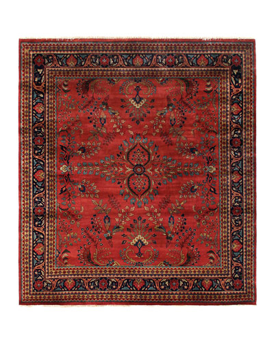 Dina Antique-Weave Rug, 12