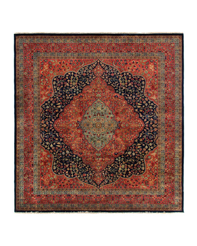 Calla Antique-Weave Rug, 9