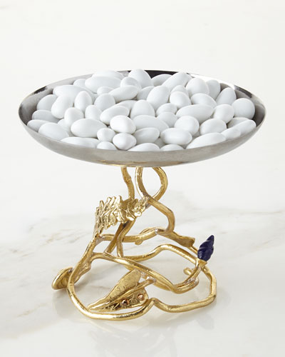 Enchanted Garden Luxe Candy Dish