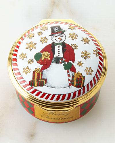 2015 Snowman Box