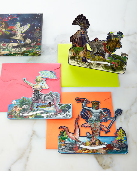 Christian Lacroix Crazy Horse Note Cards