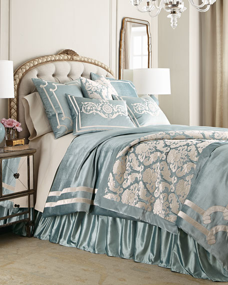 "Versailles Pillow, 24""Sq."