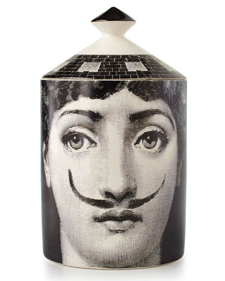 Fornasetti Moustache Scented Candles