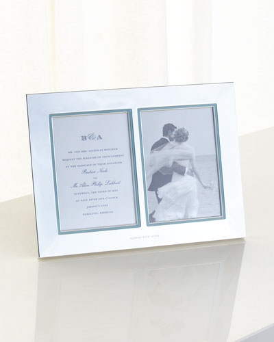 Double Invitation Frame
