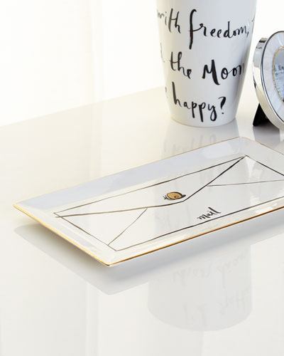 Daisy Place Snail Mail Tray