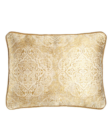 Isabella Collection by Kathy Fielder Standard Medallion Sham