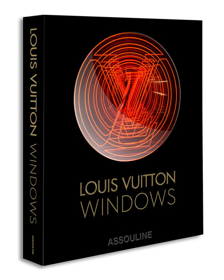Assouline Publishing Louis Vuitton Windows Hand-Bound Book