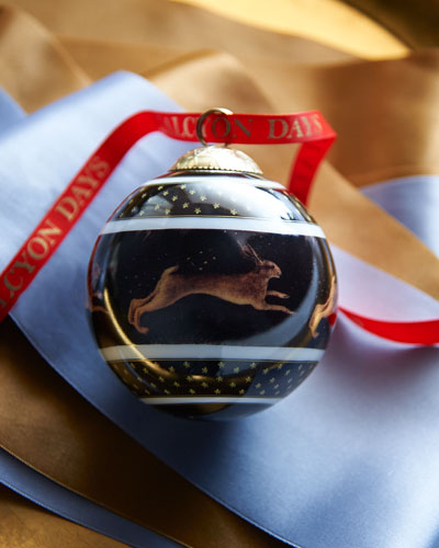 National Gallery Hare Christmas Ornament