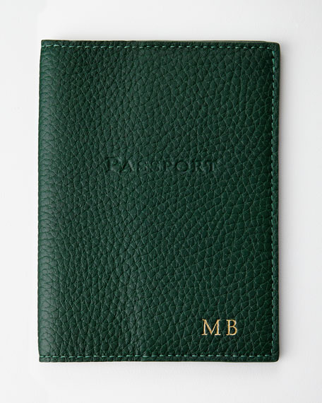 Passport Case, Personalized