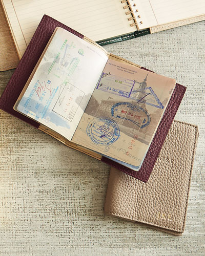 Gigi New York - Personalized passport holder