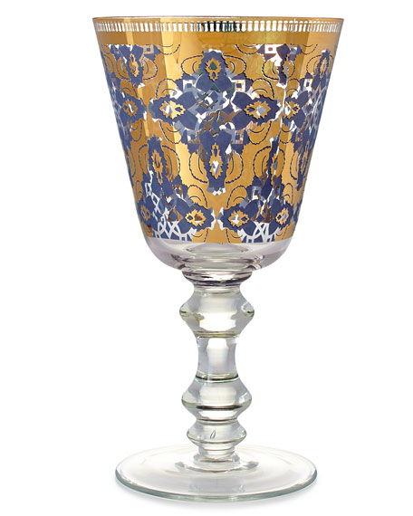 Paris Reign Goblets, Set of 4