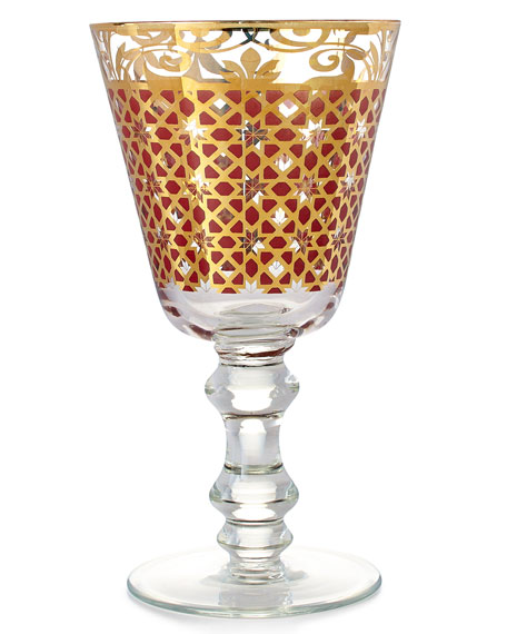 Patina Vie Milan Luxe Goblets, Set of 4