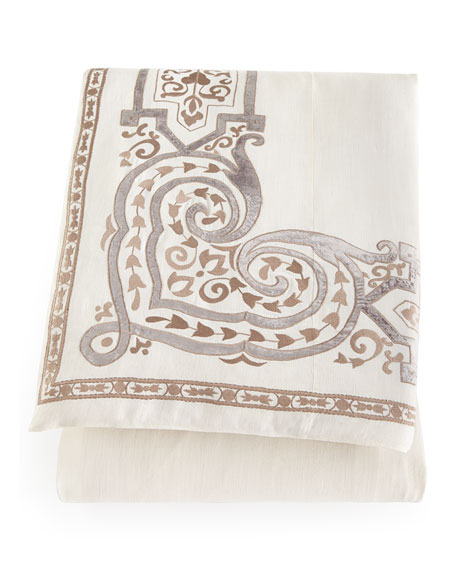 King Vernazza Duvet Cover