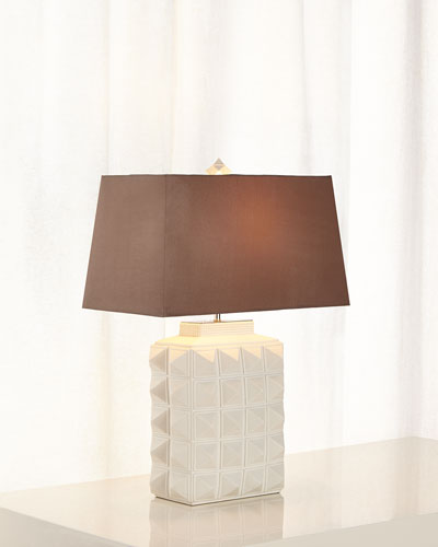Charade Studded Lamp