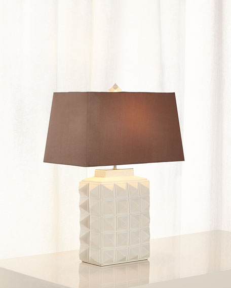 Jonathan Adler Charade Studded Lamp