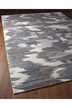 Exquisite Rugs Sorrell Abstract Rug, 9' x 12'