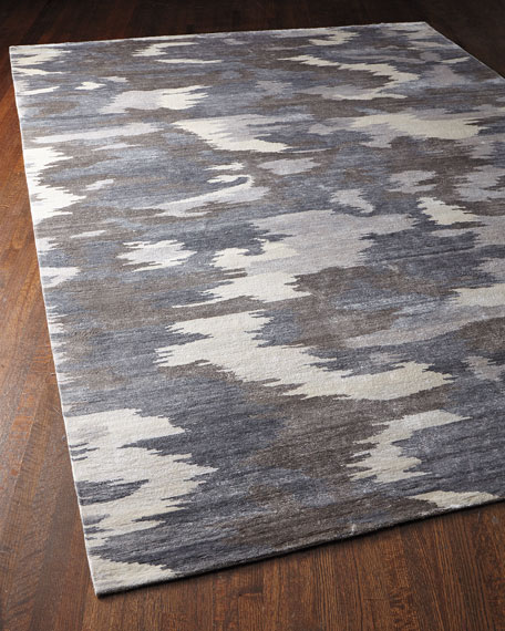 Exquisite Rugs Sorrell Abstract Rug, 10' x 14'