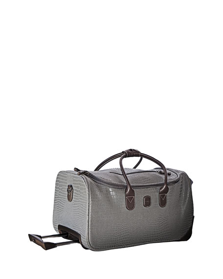 "My Safari 21"" Rolling Duffel Luggage"