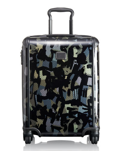 Tegra-Lite Camo Continental Carry-On
