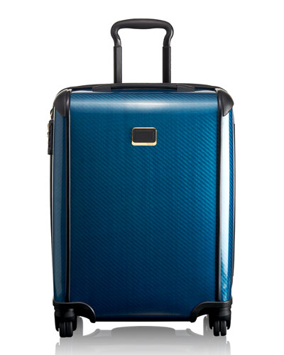 Tegra-Lite Teal Continental Carry-On