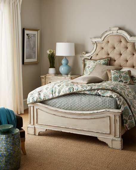 Edina King Bed Set