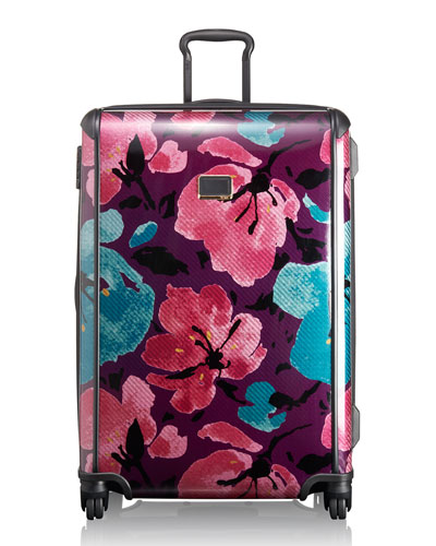 Tegra-Lite Peony Floral Large-Trip Packing Case