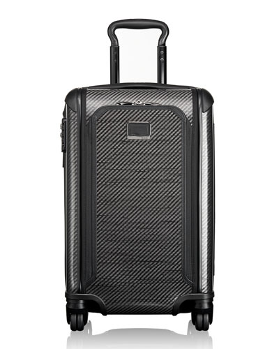 Tegra-Lite Max Black Graphite International Expandable Carry-On