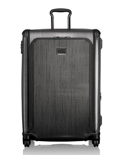 Tegra-Lite Max Black Graphite Large-Trip Expandable Packing Case