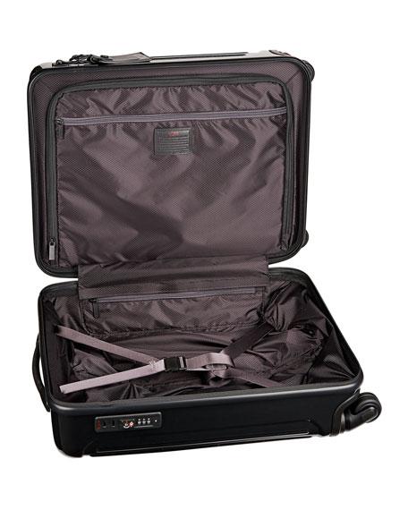 Vapor Lite Black Continental Carry-On Luggage