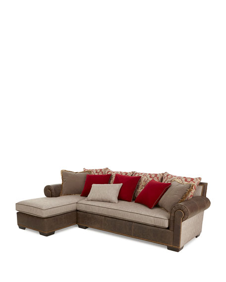 Lancer Left-Chaise Sectional