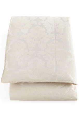 Dian Austin Couture Home King Capello Damask Duvet Cover
