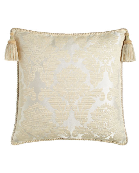 Dian Austin Couture Home European Capello Damask Sham